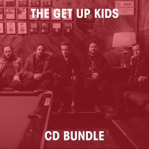 Pick 2 The Get Up Kids CDs Bundle