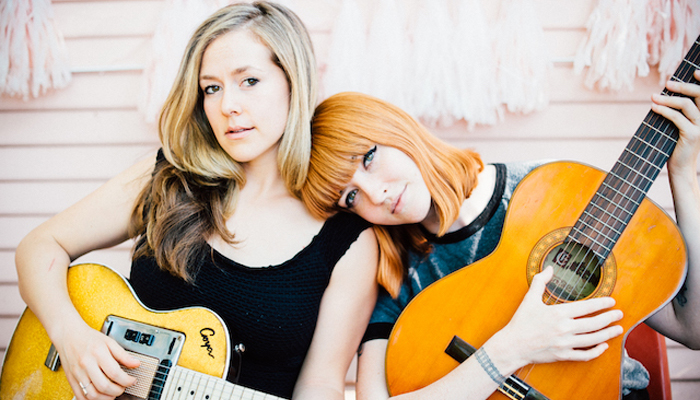 Stream Katy Goodman & Greta Morgan's New Album Take It, It's Yours In Full!