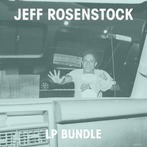 Pick 3 Jeff Rosenstock LPs Bundle