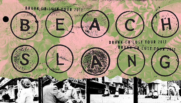Beach Slang announce DRUNK OR LUST TOUR + exclusive pre-sale ticket/vinyl bundle