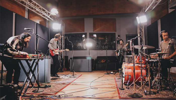 Listen to Mister Heavenly's WXPN Session