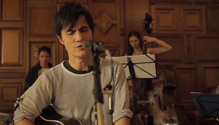The Dodos Perform with Stargaze Orchestra
