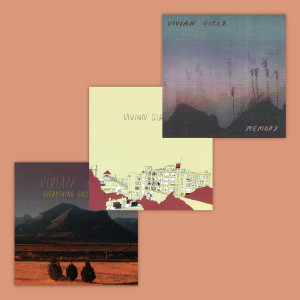 Vivian Girls 3 LP Bundle