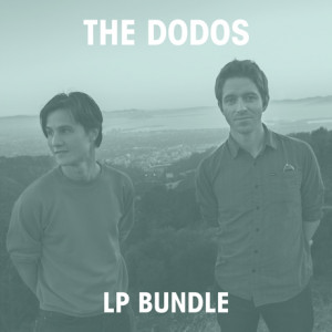 Pick 3 The Dodos LPs Bundle