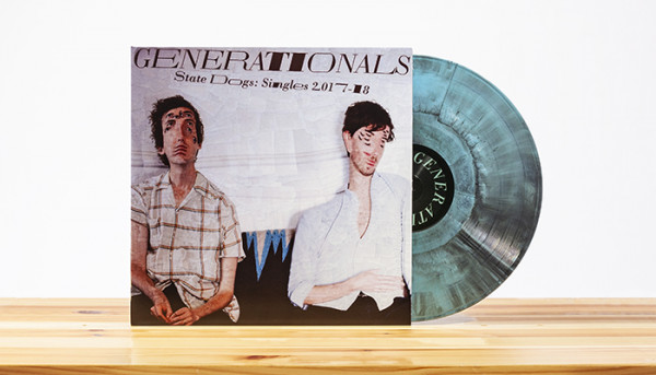 Listen to Generationals' cover of