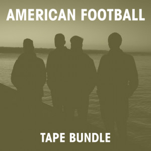 Pick 2 American Football Tapes Bundle
