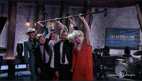 Watch of Montreal perform live on Comedy Central's The Opposition with Jordan Klepper