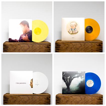 Owen Colored Vinyl Reissues