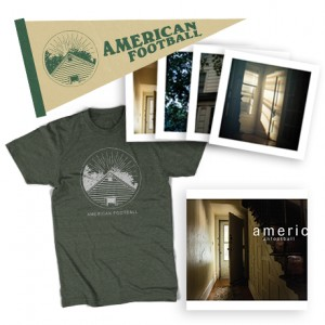 American Football LP2  T-Shirt  Art Prints  Pennant