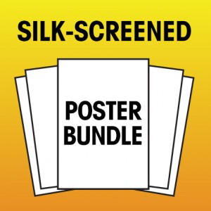 Silk-Screened Poster Bundle