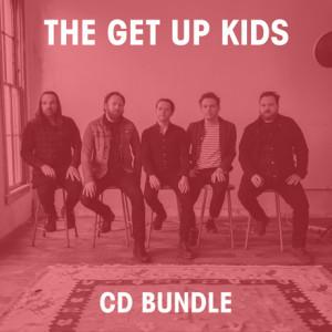 Pick 3 The Get Up Kids CDs Bundle