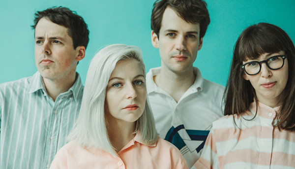 Alvvays will make their Morning Becomes Eclectic debut live on KCRW at 1:15 CT today!