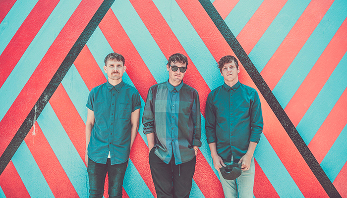 Listen to Chrome Sparks' remix of STRFKR's 'Open Your Eyes' off their new album, Being No One, Going Nowhere (REMIXES)
