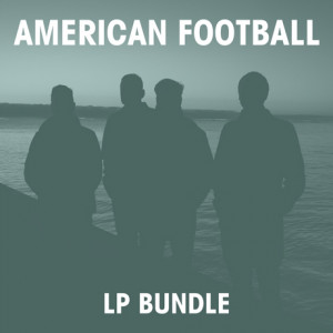 Pick 2 American Football LPs Bundle
