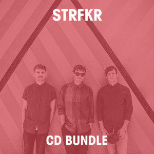 Pick 2 STRFKR CDs Bundle