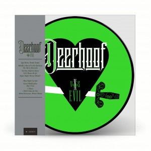 Deerhoof vs. Evil (Picture Disc Edition)