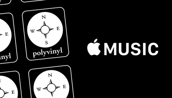 Follow Polyvinyl on Apple Music