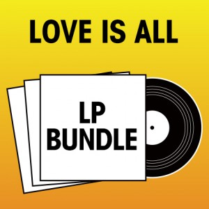 Pick 2 Love Is All LPs Bundle