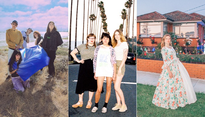 So! Many! Tours! Kero Kero Bonito, Vivian Girls, and Julia Jacklin all hit the road this week