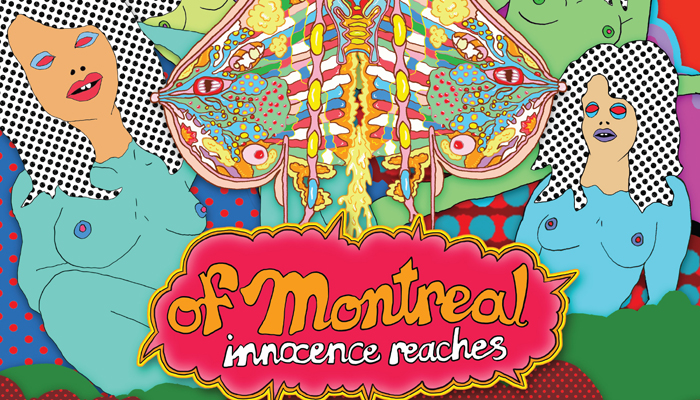 Stream of Montreal's New Album Innocence Reaches In Full