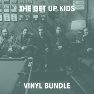 Pick 3 The Get Up Kids Vinyl Bundle