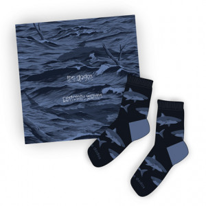 Certainty Waves  Sharks Socks